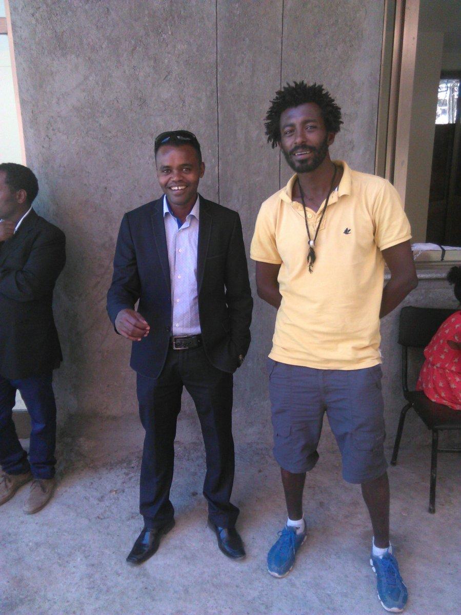 Local tour company in Lalibela