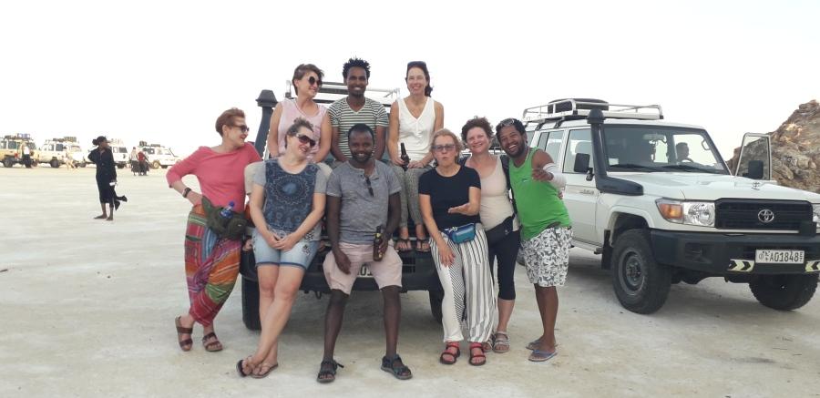 Denakil Depression, Dallol, Erta Ale, Afar Region, Ethiopia, Access Eco Trekking Tours